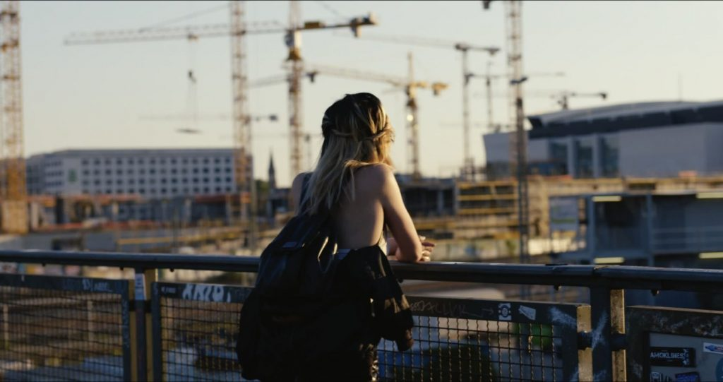 Alyha Love Filmstill life under construction