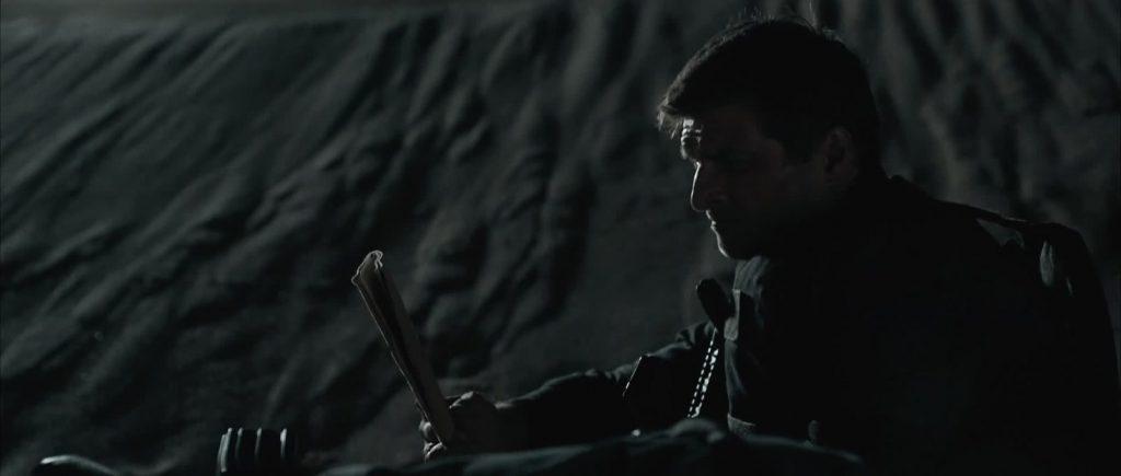 Zwei Soldaten Filmstill - Peter Bosch Wueste Nacht