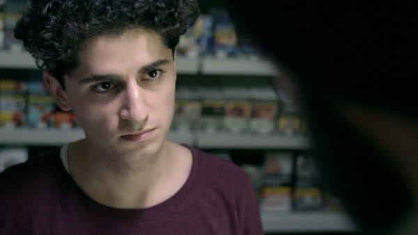 Katharsis Filmstill kiosk Rauand Taleb