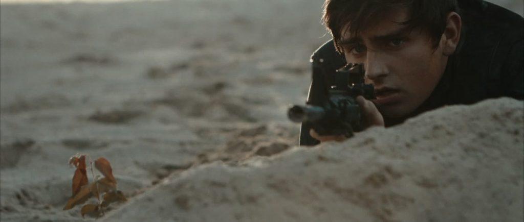 Zwei Soldaten Filmstill - Markus Krojer Wueste Gewehr
